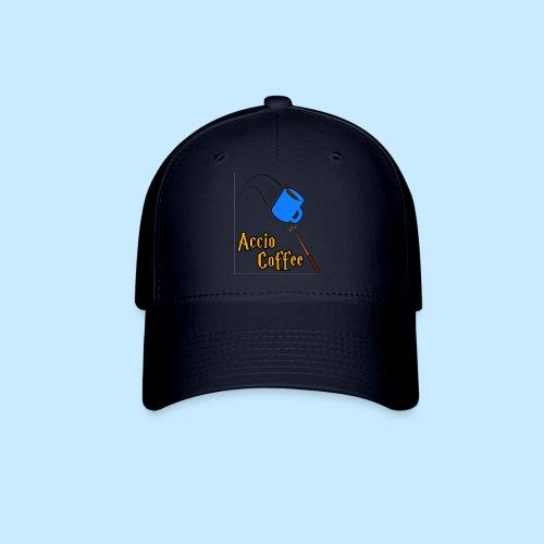 Accio Coffee MUG both v1 png - Baseball Cap