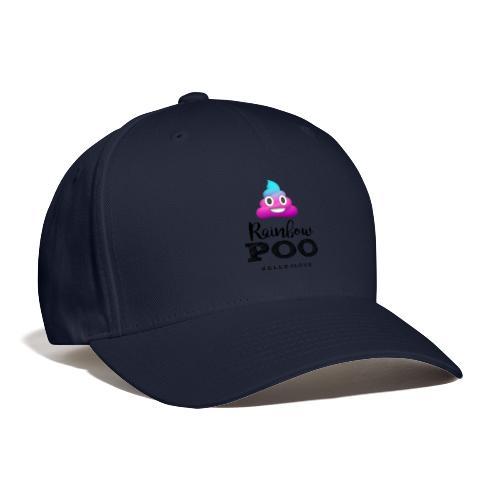 Rainbow Poo - Baseball Cap