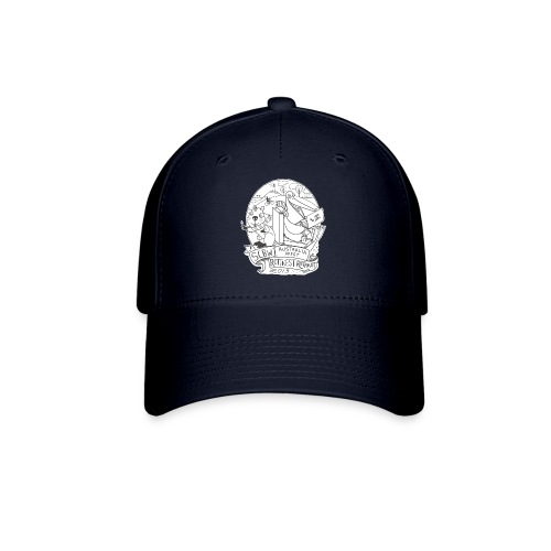 SCBWI Australia West - 2019 Rottnest Retreat: grey - Baseball Cap
