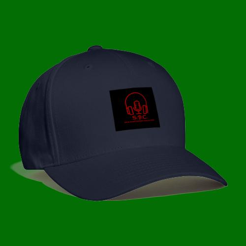 SPC Logo Black/Red - Baseball Cap