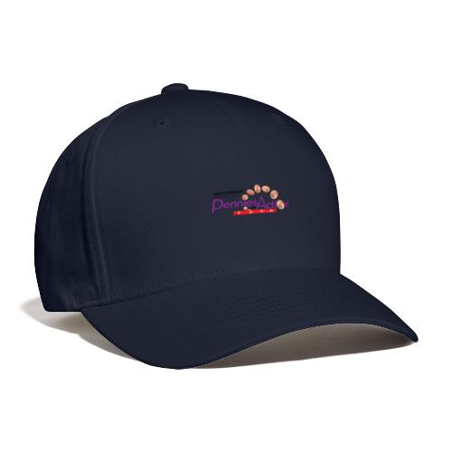 Pennies In Action Logo - Baseball Cap