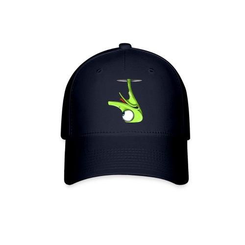 Funny Green Ostrich - Baseball Cap