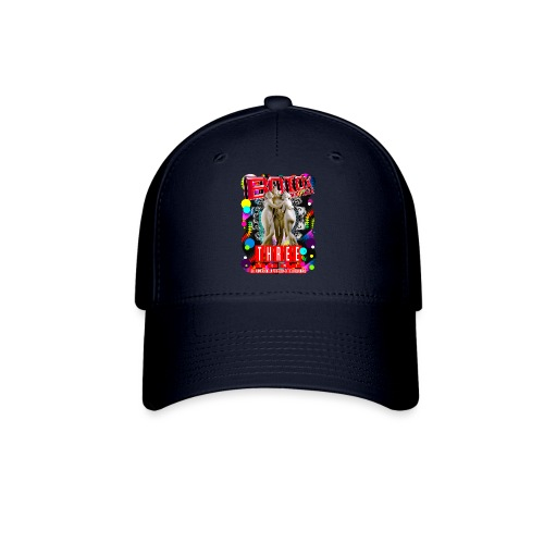botox matinee threesome t-shirt - Baseball Cap