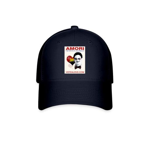 Amori for Mayor of Los Angeles eco friendly shirt - Baseball Cap