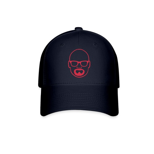 MDW Music official remix logo - Baseball Cap