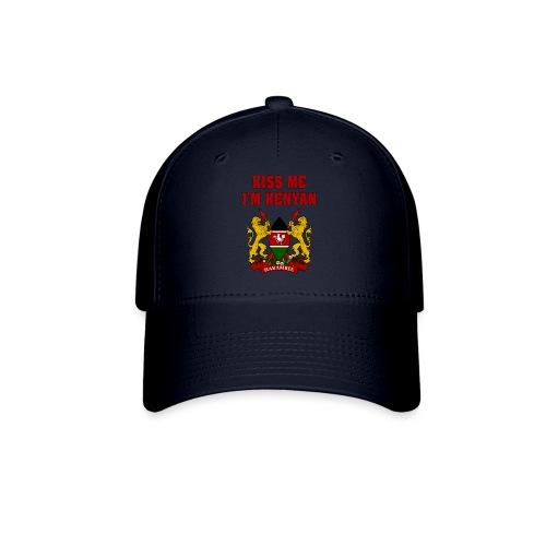 Kiss Me, I'm Kenyan - Baseball Cap