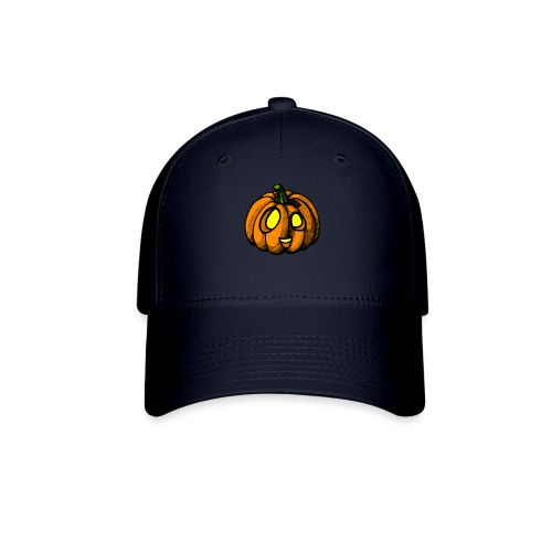 Pumpkin Halloween scribblesirii - Baseball Cap