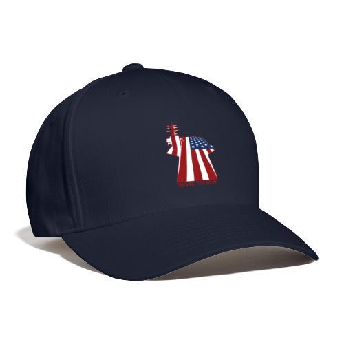 Big Stick Patriotic U.S. Aircraft Carrier - Baseball Cap