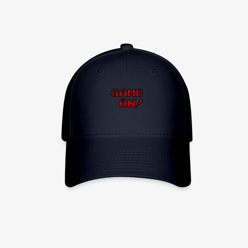Game On.png - Baseball Cap