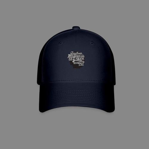 Afro Text II - Baseball Cap