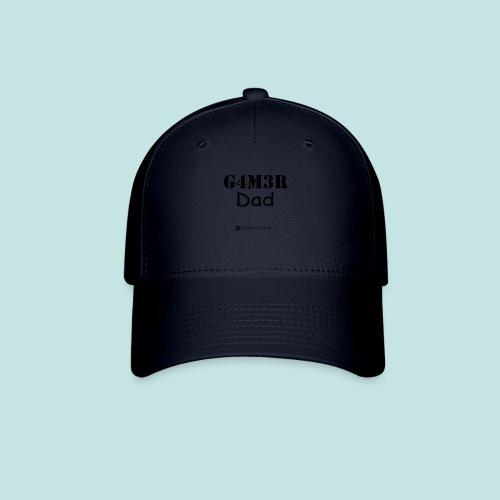 Gamer Dad (black) - Baseball Cap