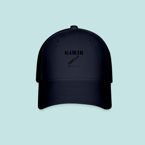 Gamer Mom (black) - Baseball Cap