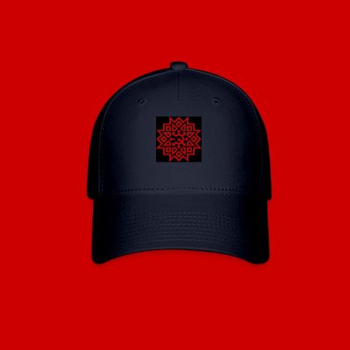 Chaos Communism Button - Baseball Cap