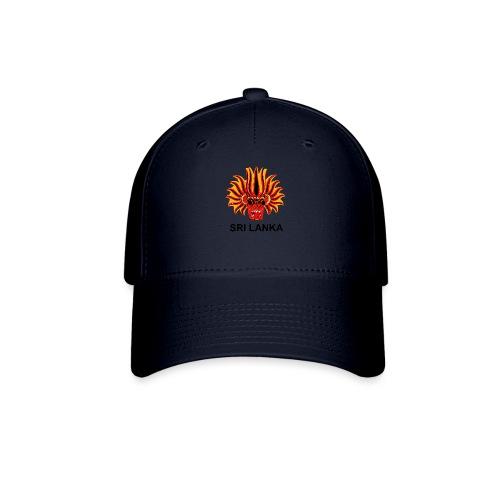 Sri Lanka Mask - Baseball Cap