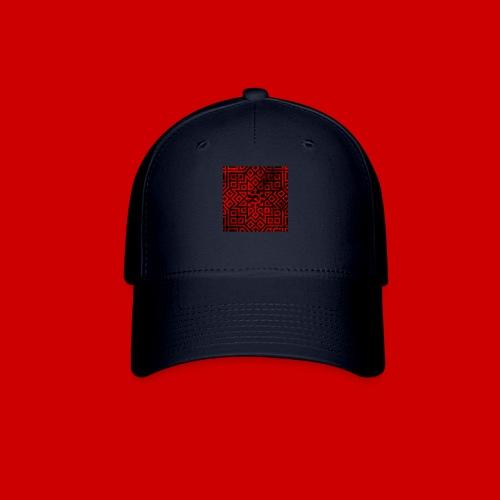 Detailed Chaos Communism Button - Baseball Cap