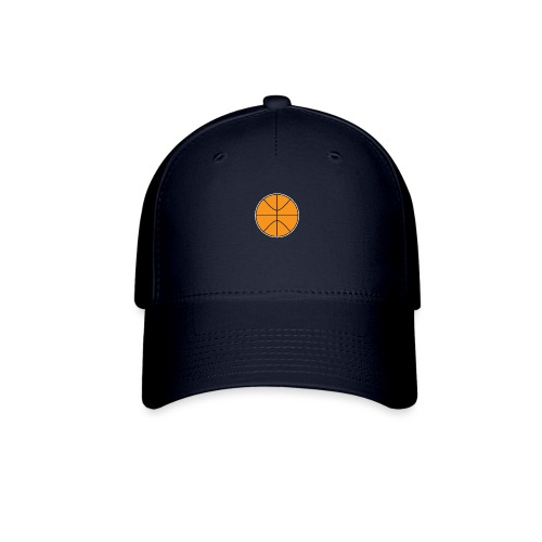 Plain basketball - Baseball Cap