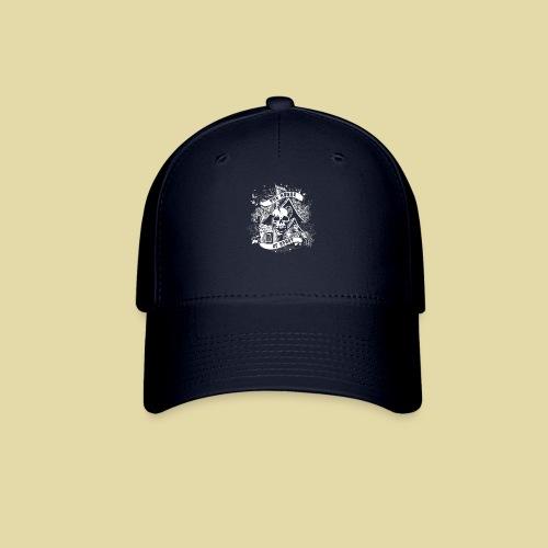 hoh_tshirt_skullhouse - Baseball Cap