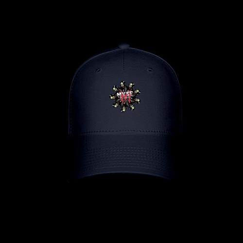 MYSE Clothing - zombie mandala - Baseball Cap