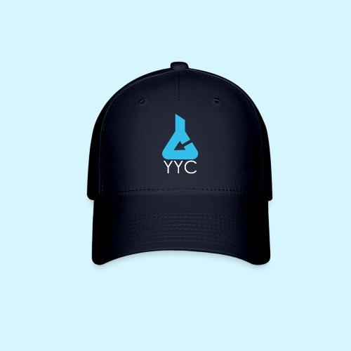 Media Lab Logo (white text) - Baseball Cap