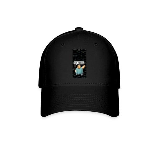 nerdiphone5 - Baseball Cap