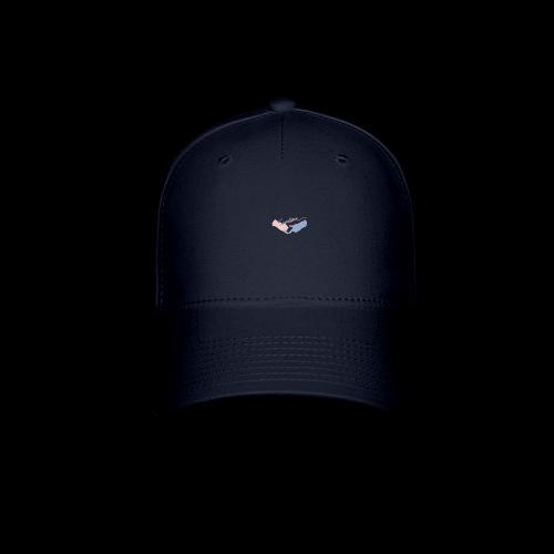 Black T-Shirt - Seventeen - Baseball Cap