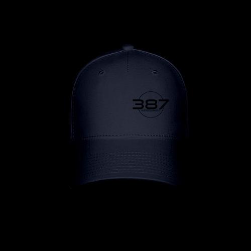 387 Entertainment Black - Baseball Cap