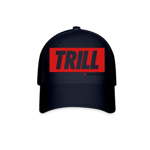 trill red iphone - Baseball Cap