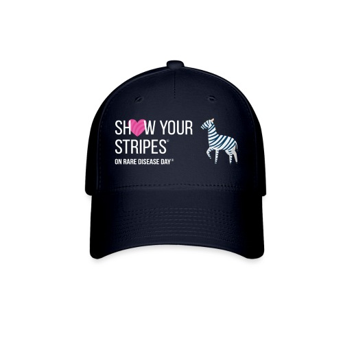 Show Your Stripes for Rare Disease Day! - Baseball Cap
