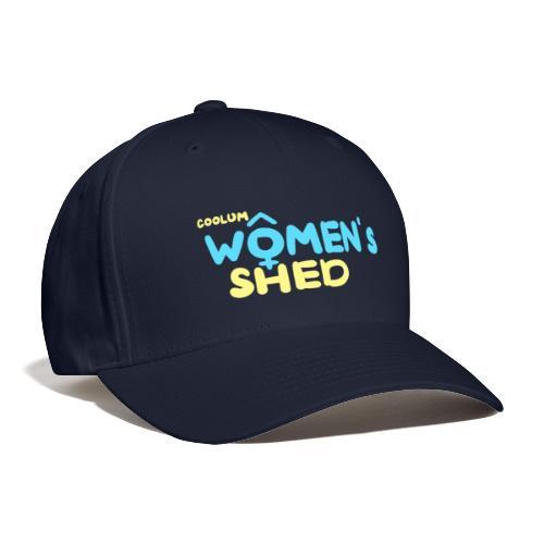 Coolum Women's Shed Tshirts - Baseball Cap