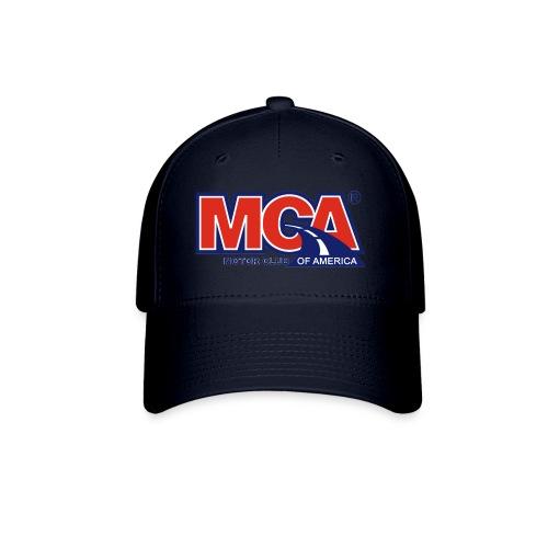 MCA_Logo_WBG_Transparent - Baseball Cap