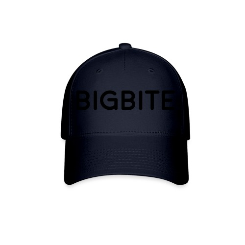 BIGBITE logo red (USE) - Baseball Cap