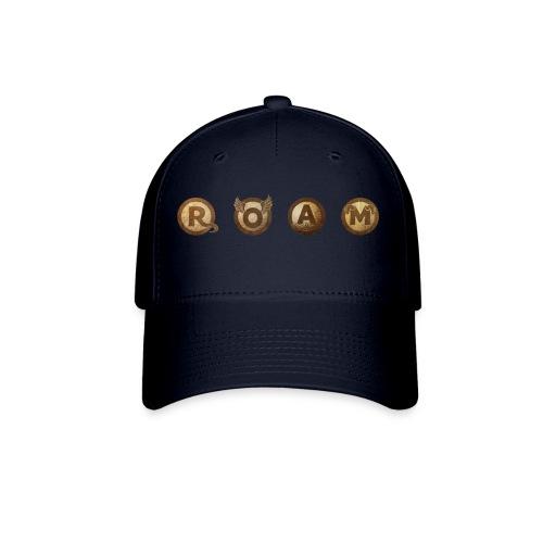 ROAM letters sepia - Baseball Cap