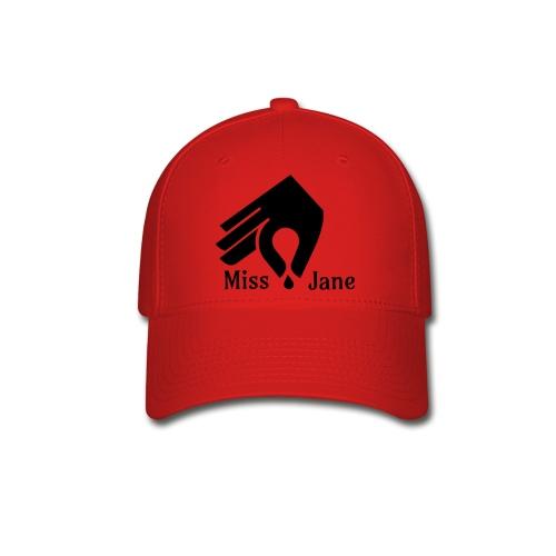 Miss Jane Seed - Black Caps - Baseball Cap