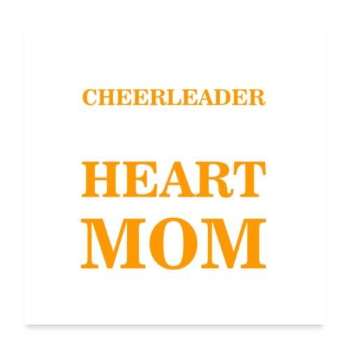 Chearleader Mom - Poster 24x24