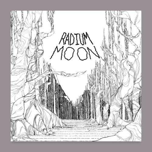 RadiumMoon / Olivia Hamza Design - Poster 24x24