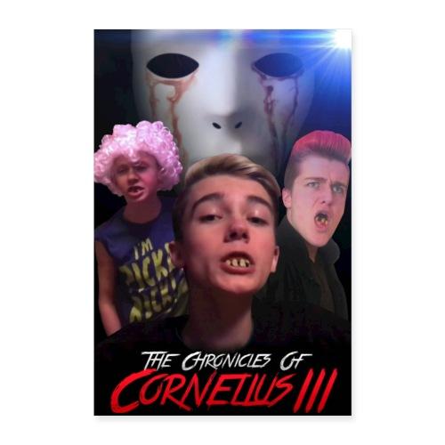 Chronicles of Cornelius III Poster - Poster 8x12