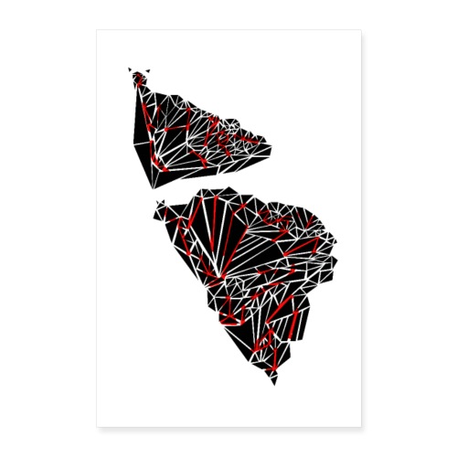 TRY BUTTERFLY ANGLE - Poster 8x12