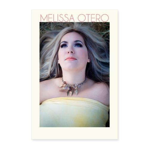 Melissa Otero Poster - Poster 8x12