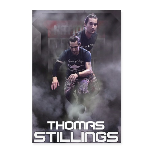 Thomas Stillings - Poster 8x12