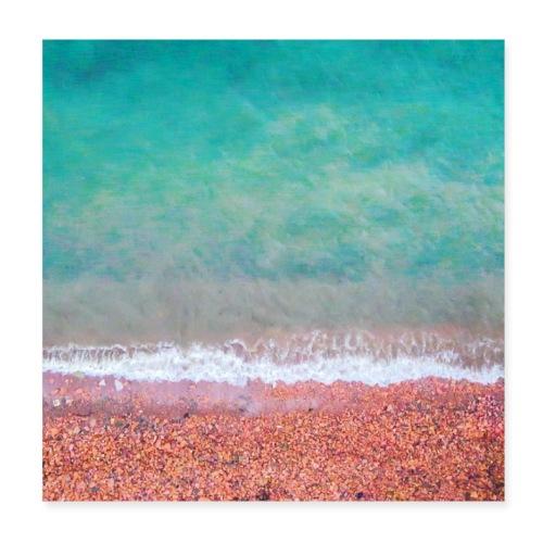 Ocean - Poster 8x8