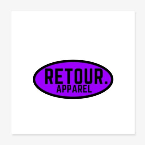 Retour Apparel - Poster 8x8