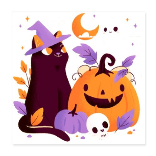 Halloween - Poster 8x8