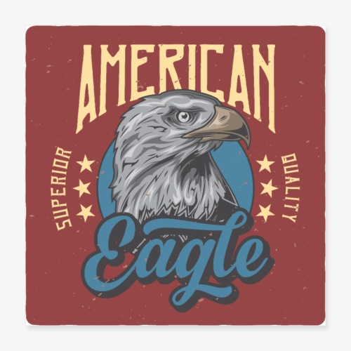 American eagle - Poster 16x16