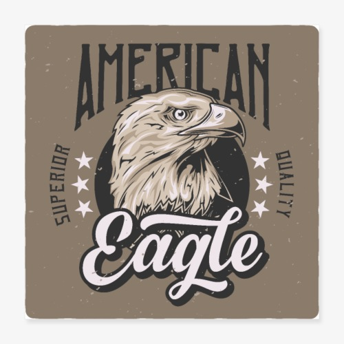 American eagle 2 - Poster 16x16