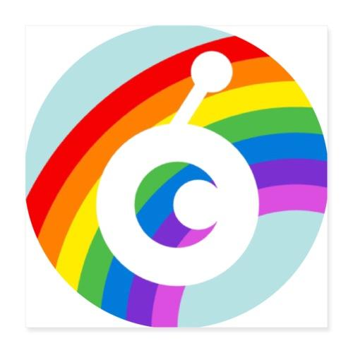 rainbow OST - Poster 16x16