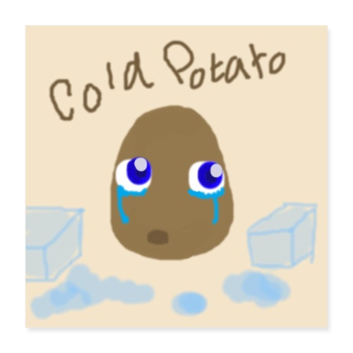 The Cold Potato Poster - Poster 16x16
