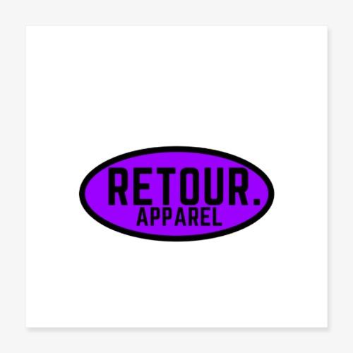 Retour Apparel - Poster 16x16