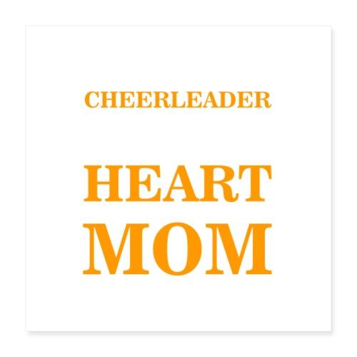 Chearleader Mom - Poster 16x16