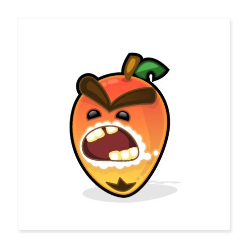 The Rabid Mango - Poster 16x16