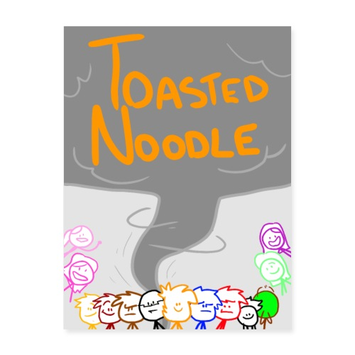ToastedNoodle Poster - Poster 18x24